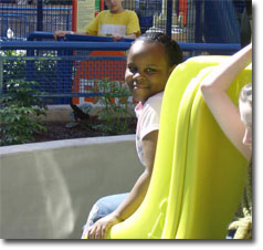 Arkeeta at Nickelodeon Universe